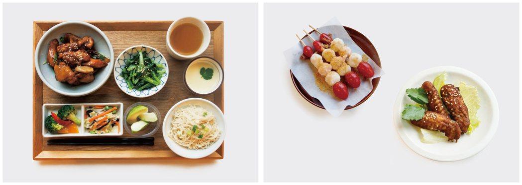 陽光郊遊社與食習have a seat合作推出限定套餐。 圖/陽光郊遊社提供
