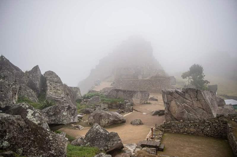 印加古城馬丘比丘(Machu Picchu),因出現第二波疫情,將再次關閉兩週。 法新社