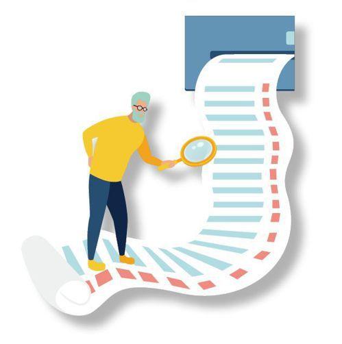 根據退休準備調查,民眾健檢比率未達六成。圖/123RF