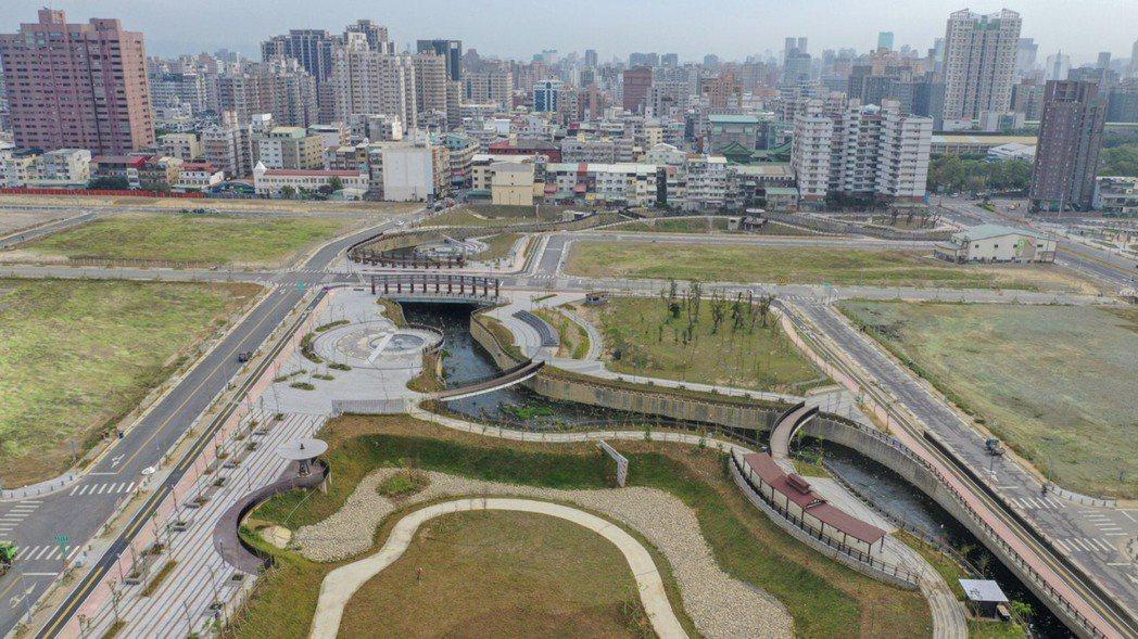 台中市土地公告現值29區齊漲。圖/台中市政府提供