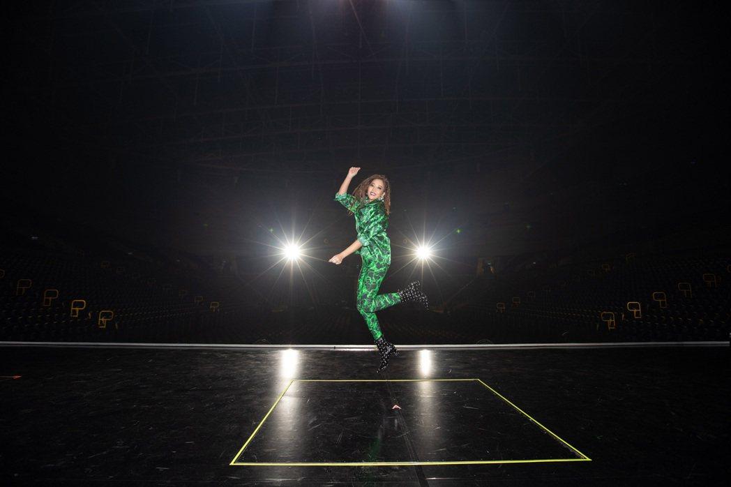A-Lin連著2天在高雄舉辦「Passenger 旅.課」演唱會。圖/宜辰整合行...