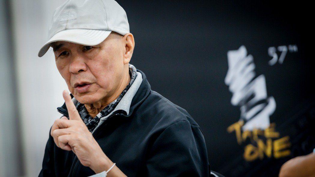 2020年第57屆金馬獎「終身成就獎」得主,是台灣新電影代表侯孝賢導演。 圖/金...