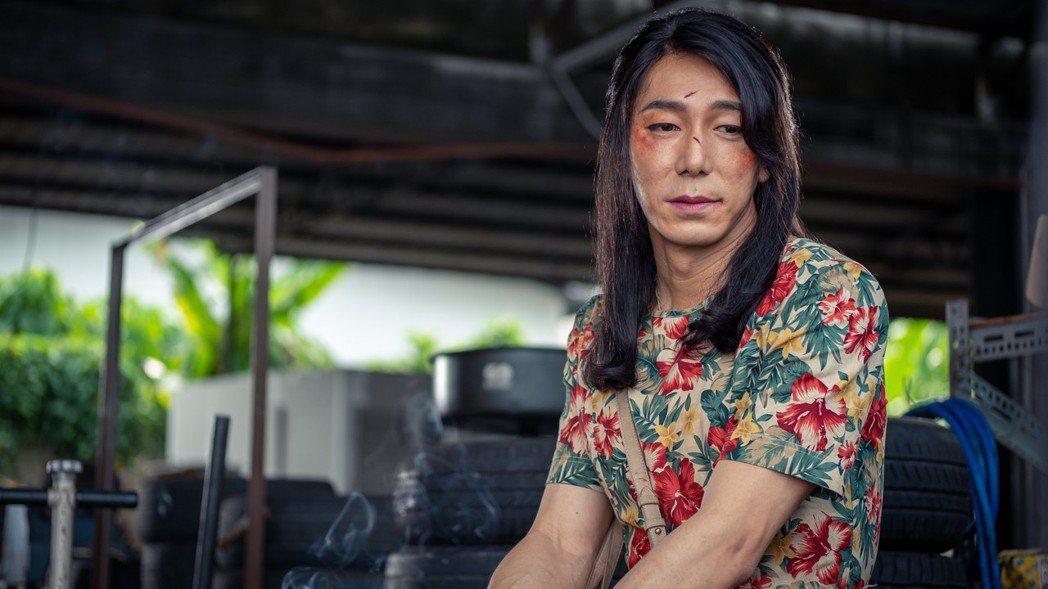 李李仁淚崩接演「迷失安狄」,從影以來最大挑戰 。圖/滿滿額提供