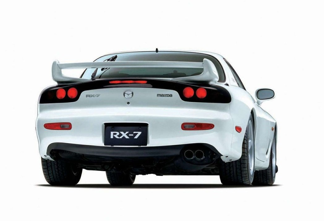 Mazda RX-7(FD3S)。 圖/Mazda提供