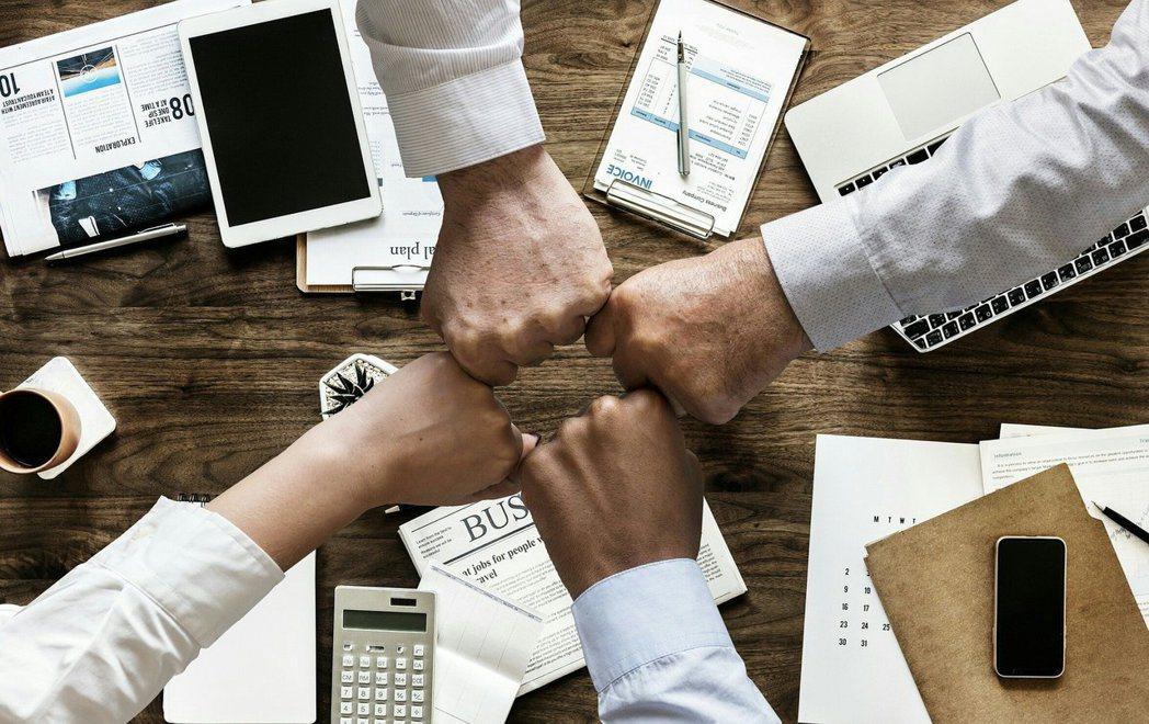 職場示意圖。圖/pixabay