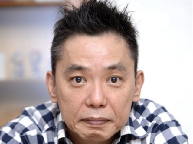 日搞笑藝人太田光。圖/擷自日本經濟新聞