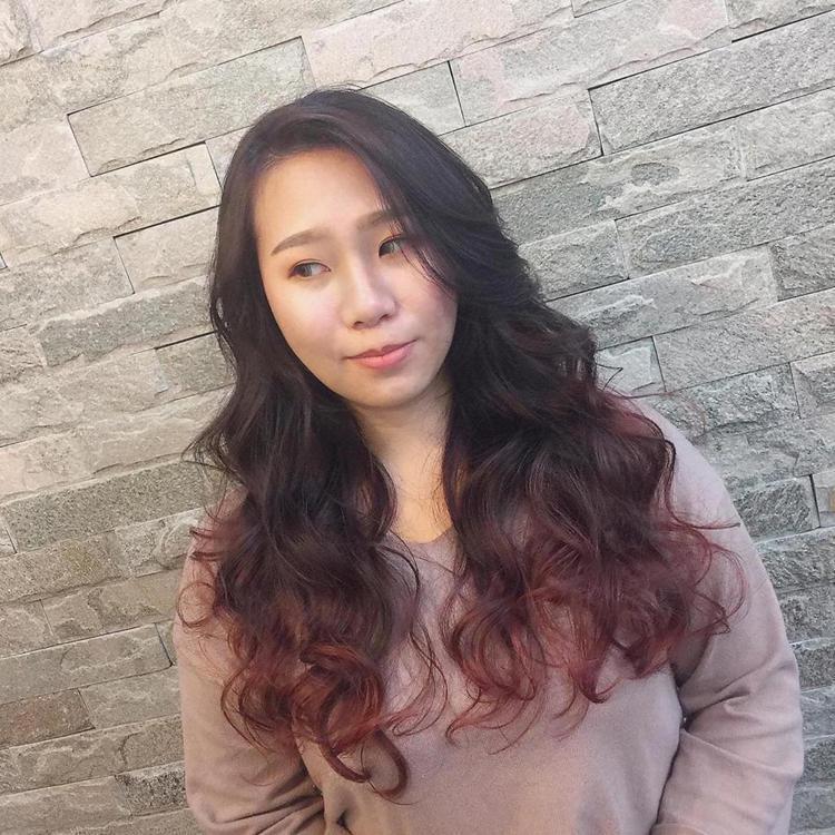 髮型創作/米蘭時尚髮型-開元ㄧ店 / ZOU,圖/StyleMap美配提供