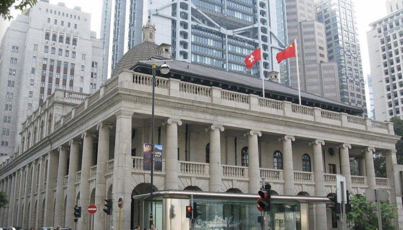 香港終審法院21日就香港「緊急情況規例條例」和「禁止蒙面規例」的上訴做出最終判決,裁定港府勝訴。(圖/取自央視新聞)