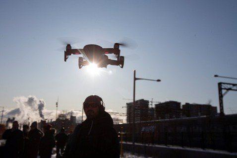 遍布天空的威脅:國際紛禁大疆無人機,台灣警覺度不足?