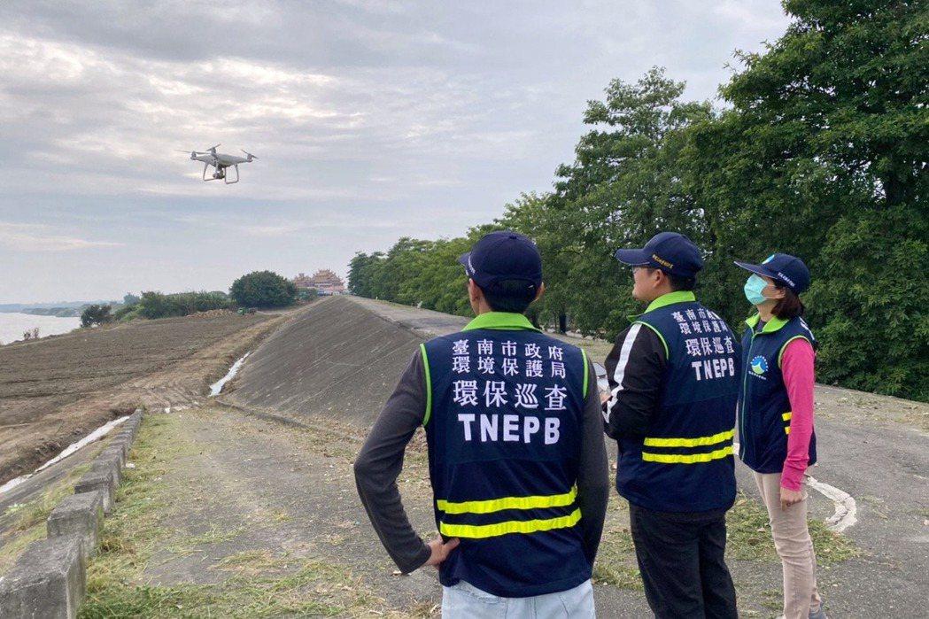 民間採購的中國小型無人機是否早已遍布台灣的天空,恐怕更值得民眾以及立法、行政與國安等單位高度關注。示意圖。 圖/聯合報系資料照