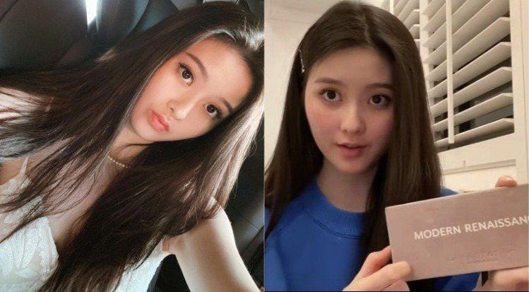 圖/擷自廖思惟小紅書 、instagram