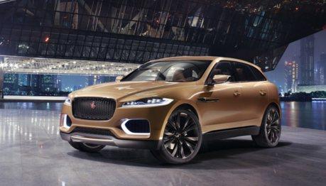 Jaguar有望推出旗艦純電休旅J-Pace 頭號對手瞄準特斯拉Model X!