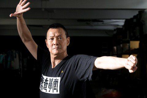 熱愛舞台的吳興國,將逐步演出經典作品,再逐步封箱。記者陳立凱/攝影