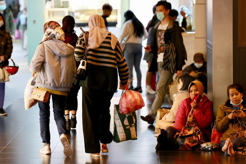勞動部與印尼政府於去年12月23日針對印尼實施勞工輸出零付費一事協商,原定今天上午二次協商,突然取消。 報系資料照/記者林伯東攝影