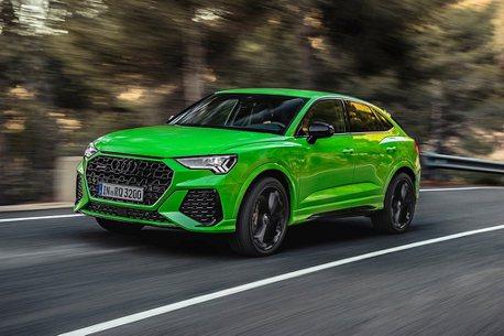 新車持續連發!Audi Roadshow全台巡迴,RS Q3 Sportback首度現身