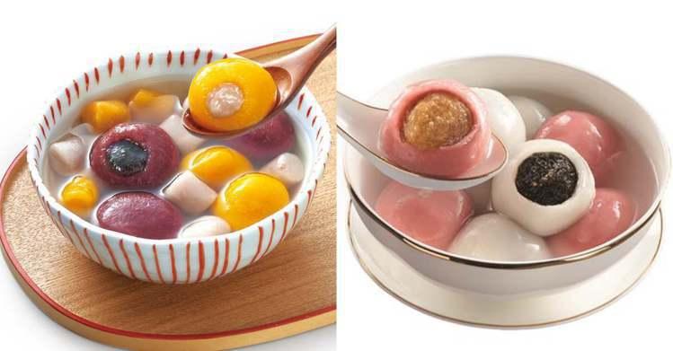 圖/儂儂提供 鮮芋仙招牌雙圓 9、新竹福源雙喜湯圓 8