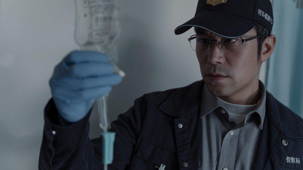 張孝全主演「誰是被害者」。圖/Netflix提供