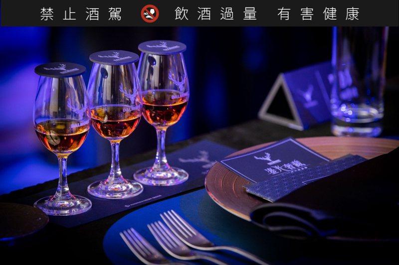 大摩威士忌一向有「老酒銀行」封號。圖/尚格酒業提供。提醒您:禁止酒駕 飲酒過量有礙健康。