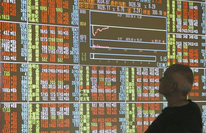投信業者表示,明年上半年景氣復甦初期,有利包含股票、高收益債券和新興市場券這類風險性資產表現。圖/聯合報系資料照片