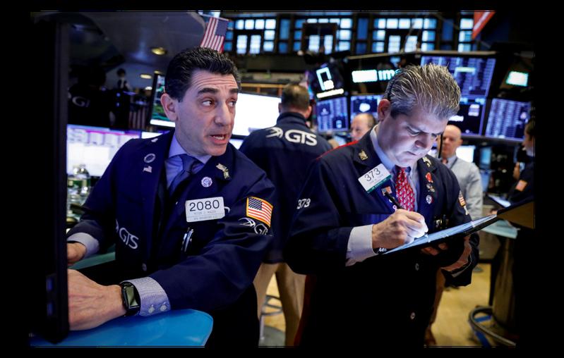 美股22日早盘涨跌互见。路透(photo:UDN)