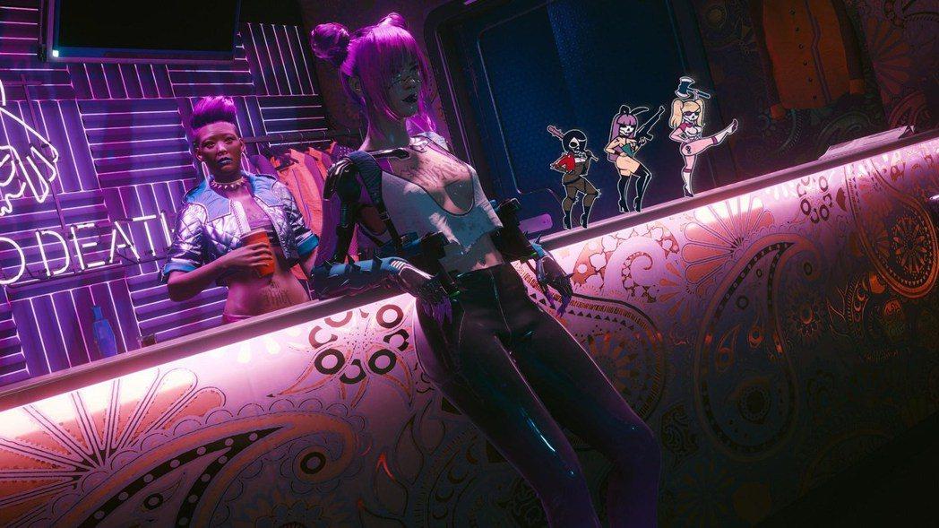 燈紅酒綠的夜生活~茉刺盟 - 幾乎都是女性成員的幫派