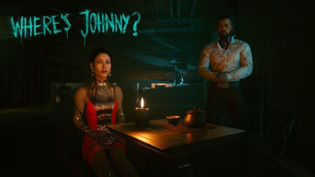 只有第一人稱視角,才能在跟妹子蓋棉被純聊天時,能有臉貼臉講心裡話的表現;同時強尼...