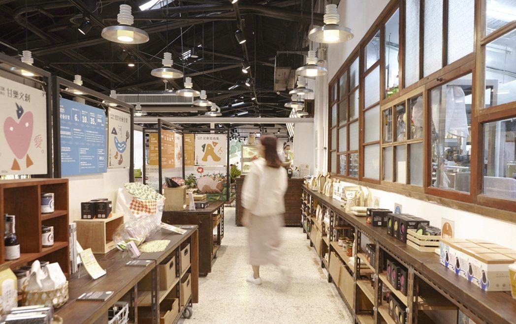 選物如調頻,匯聚16個地域創生品牌的食品、醬料、甜點、杯盤和雜貨等多樣性在地選品...