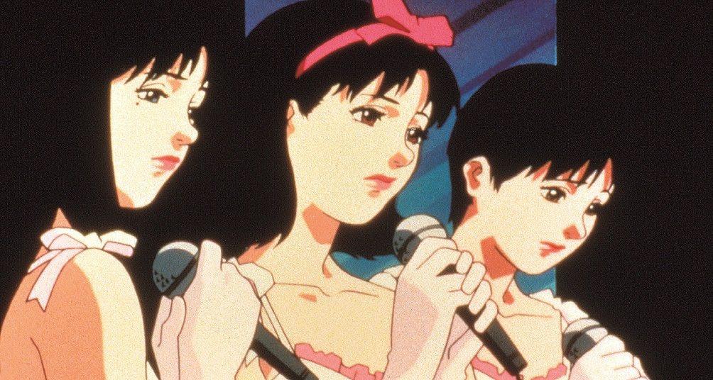 日本動畫大師今敏首部動畫電影《藍色恐懼》。 圖/誠品提供