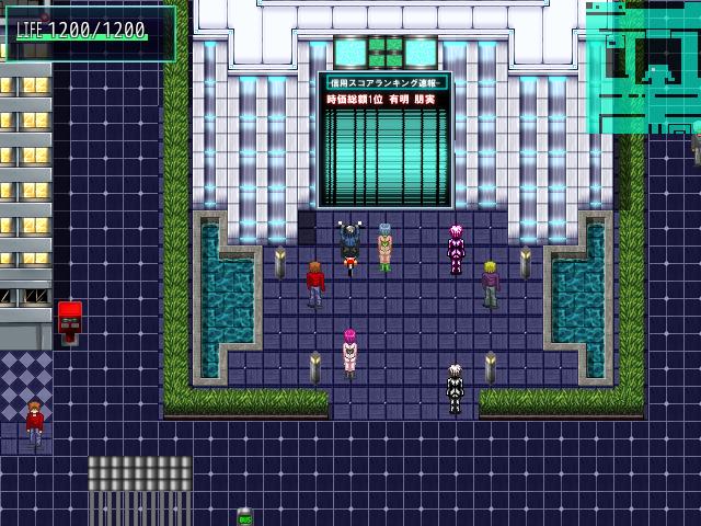 遊戲世界觀營造很不錯,有種賽博龐克風格的感覺,很潮。