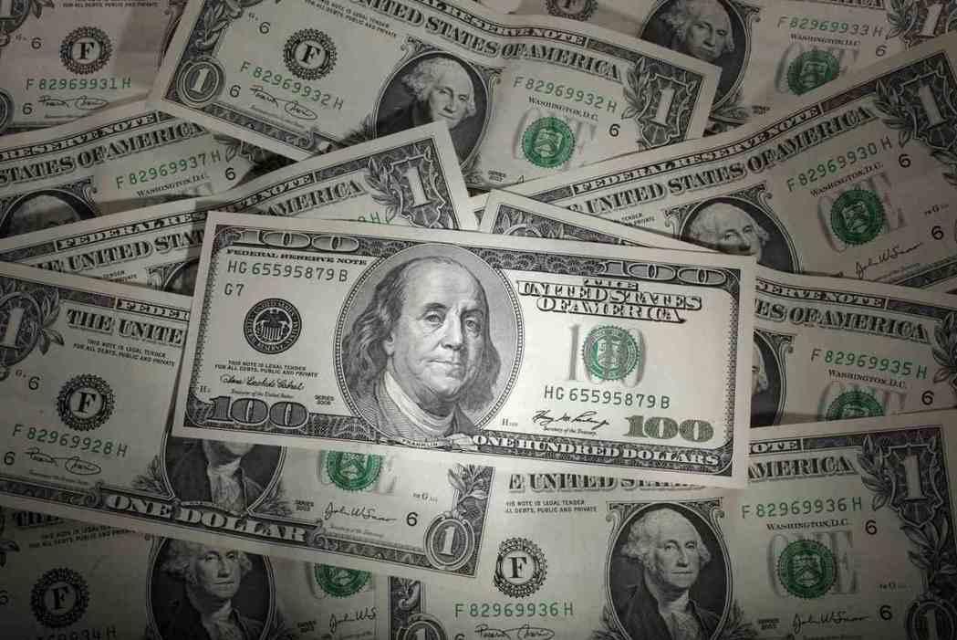 美元示意圖。路透