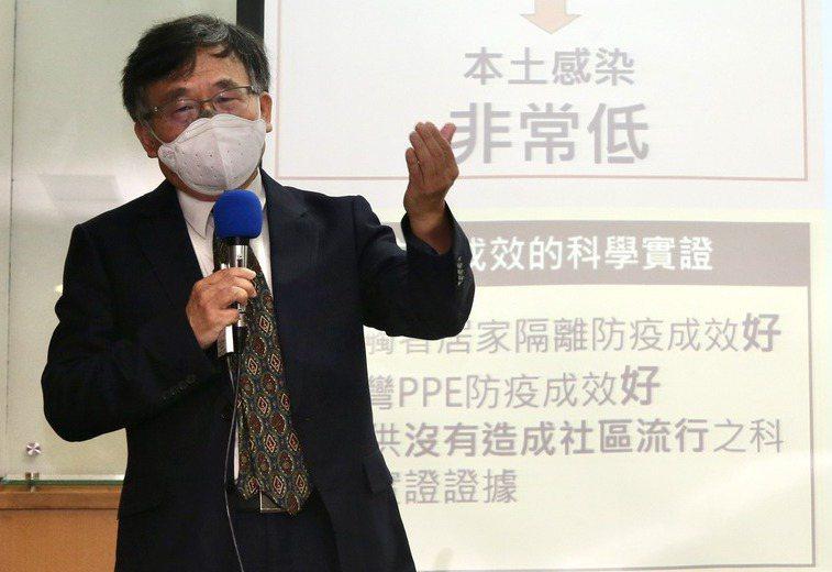台大流病所教授陳秀熙陳秀熙。 圖/聯合報系資料照片