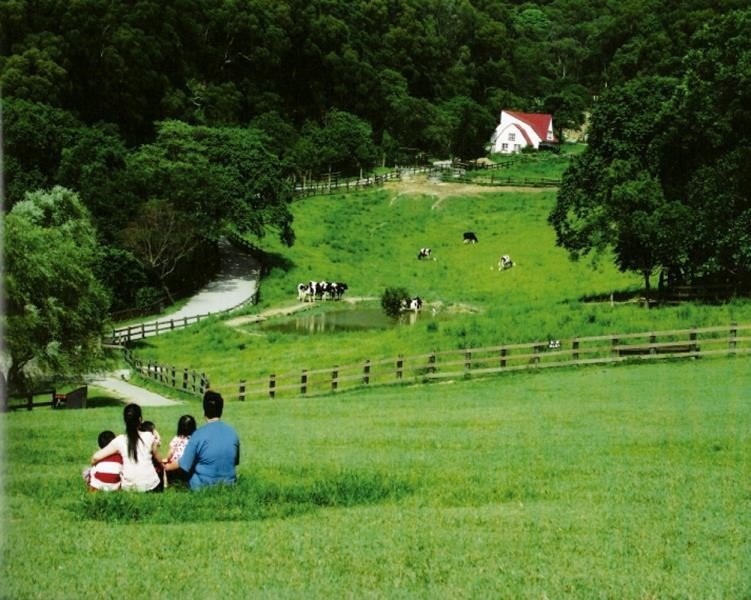 ▲苗栗景點推薦-飛牛牧場。 (圖/Tripbaa趣吧!自由行專家)