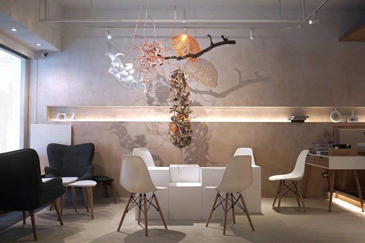 LA PLACE是主打共享空間的咖啡廳。圖/LA PLACE 提供