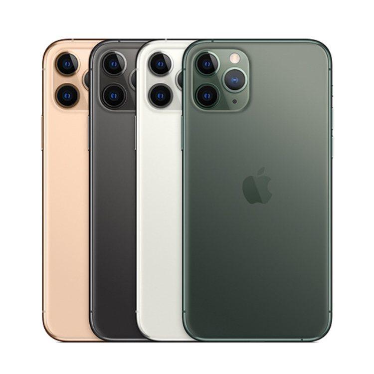 台灣大哥大祭出iPhone 11 Pro系列年終大降價優惠。圖/台灣大哥大提供