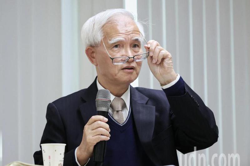 大同公司新任董事長盧明光。圖/聯合報系資料照片
