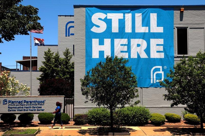 密蘇里州在2019年,僅剩下一間可提供人工流產的醫療診所。 圖/美聯社