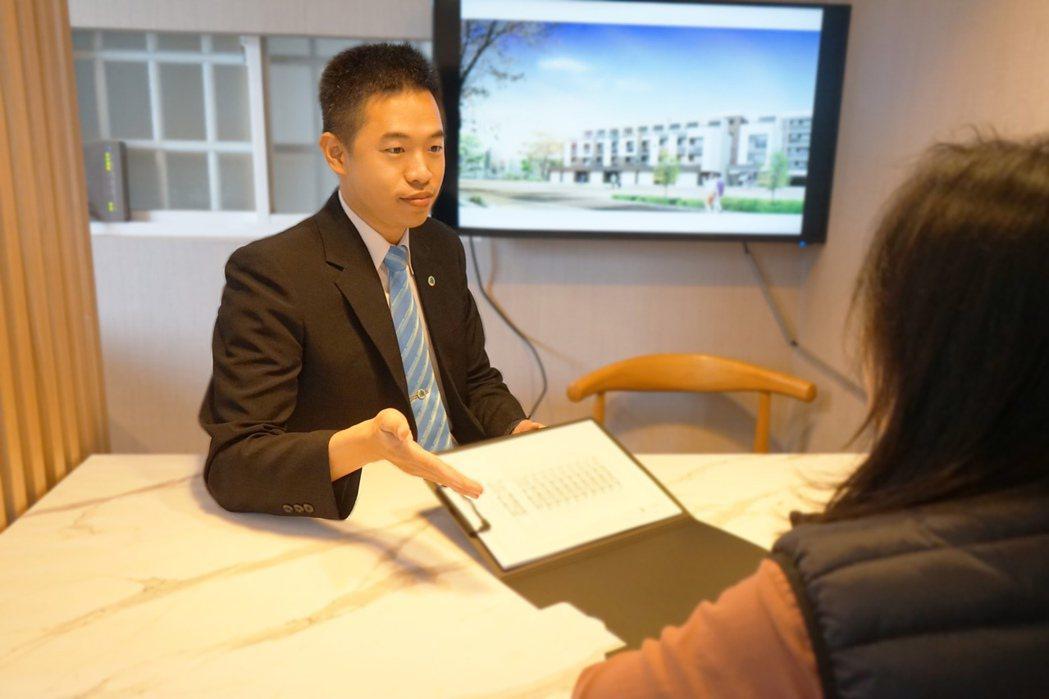 幸福家代銷李奕緯專案經理點出7大台南房價推手。 業者/提供