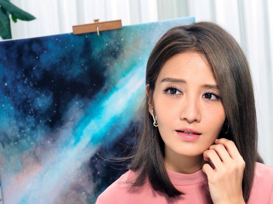 李宣榕推出首張專輯「好好」。圖/福茂唱片提供