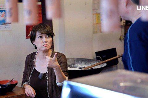 LINE TV實境節目真人秀「今天誰來店」首集邀請苗可麗到平溪老街,解答任務的過程,需要詢問店家是否有任務卡,她便一個個店家熱情詢問:「你有東西要給我嗎」,結果一不小心就變成像是在搭訕,她大笑:「我...