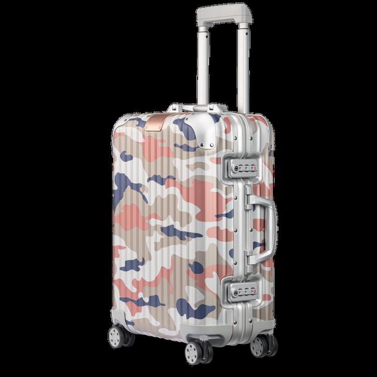RIMOWA Original Camouflage粉紅色迷彩登機箱48,600...