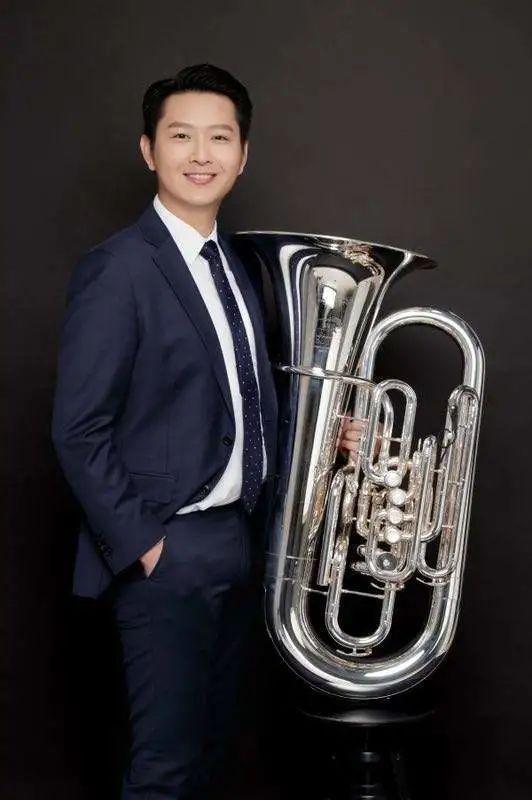 李旌佐任教中央音樂學院,幫助學生更好地成長,是他努力的方向。圖/本報北京傳真
