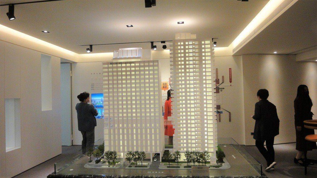 市中心蛋黃區的新屋產品成為房市的新主流。圖/運巢社提供