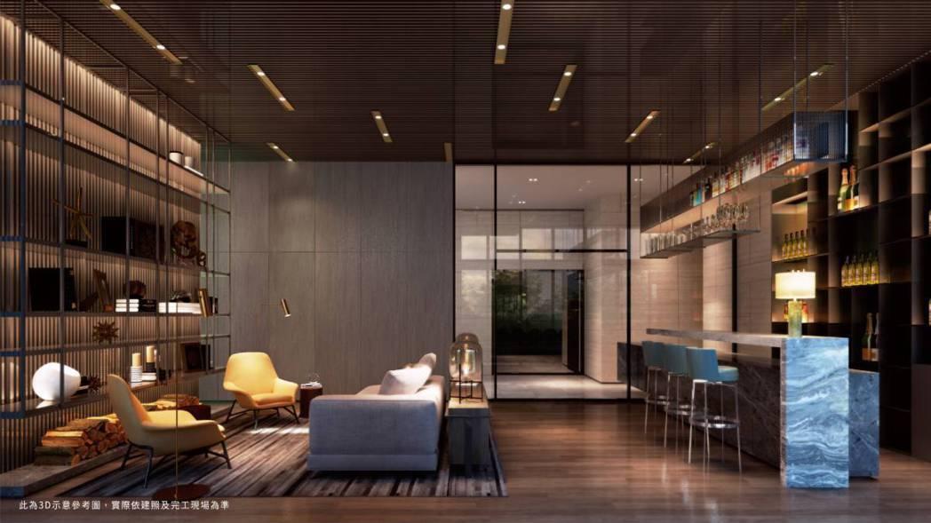 「和陸寓邸」成就國際酒店寓邸新標竿。圖/業者提供