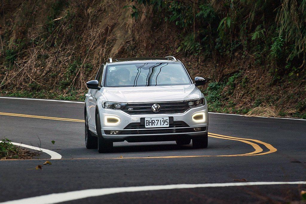 台灣福斯汽車宣布2021年式T-Cross、T-Roc、Touran與Tigua...