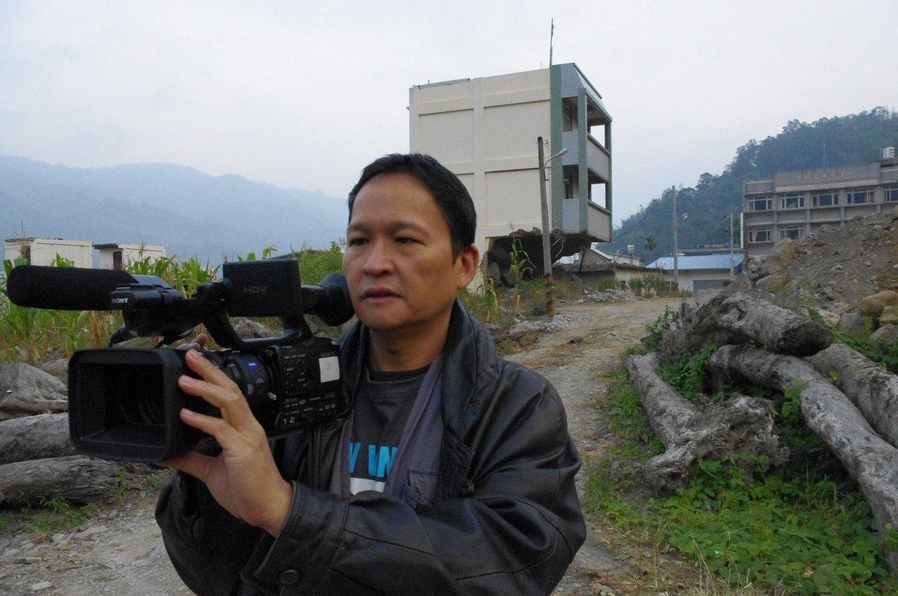 蔡一峰曾花4年時間記錄莫拉克風災,及在地原住民的重建故事。 圖/蔡一峰提供