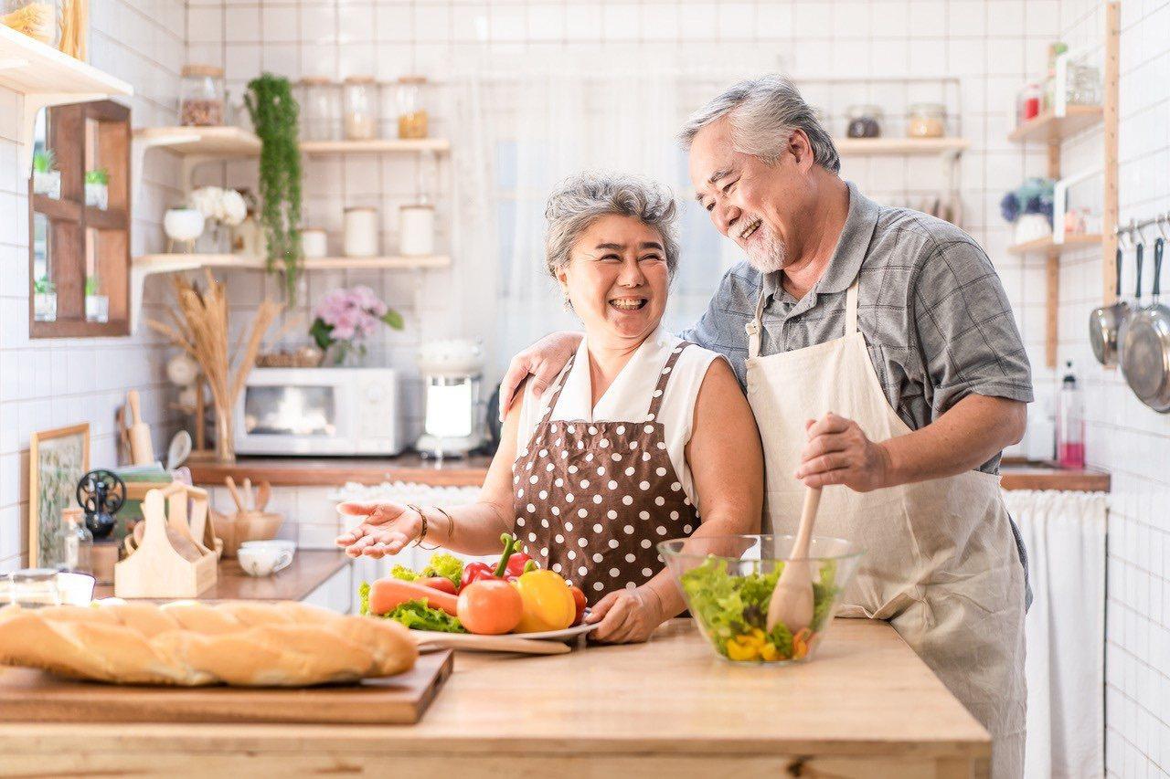 享受退休人生,現在就規劃幸福未來。 圖/友邦人壽 提供