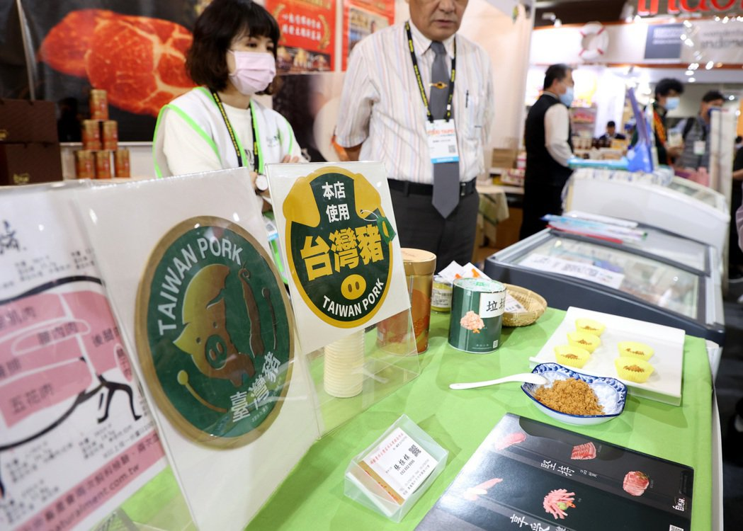元旦起台灣的市場、攤販、餐廳都得標示肉品來源。圖/報系資料照
