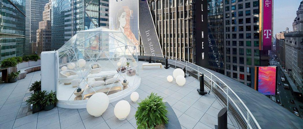 Airbnb攜手那斯達克邀請紐約客夜宿時代廣場,與時代廣場著名水晶球共迎2021...
