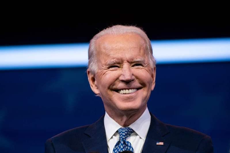 美国总统当选人拜登(Joe Biden)。 法新社(photo:UDN)