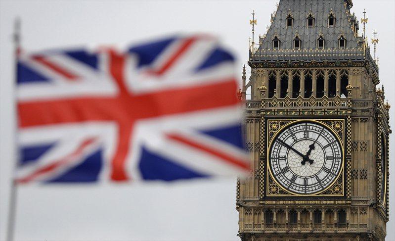 英國明年1月1日起,正式與歐盟分道揚鑣。美聯社